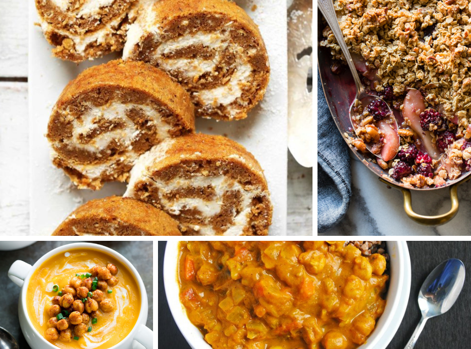 37 Homely Vegan Recipes That Will Make You Excited For Autumn