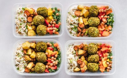 This Is Why You Need To Start Meal Prepping If You're Struggling To Go Vegan