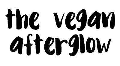 The Vegan Afterglow